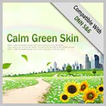 Calm Green [DNN 5.xx & 6.xx Compatible]